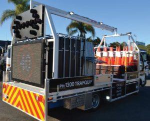 cone truck