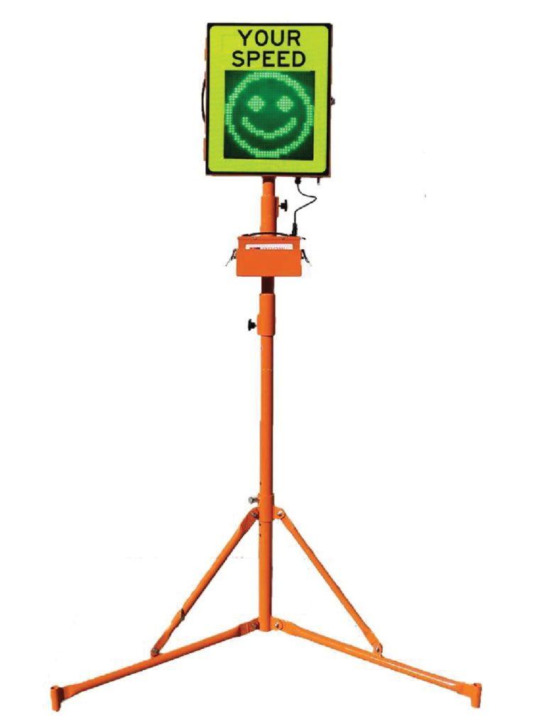 eSAS electronic speed awareness sign