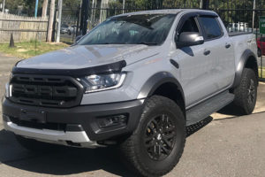 Ford Raptor Managment ute for hire