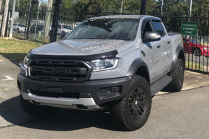 Ford Raptor management ute for hire