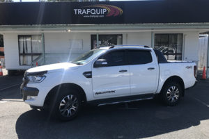 Ford Wildtrak Supervisor Ute for hire